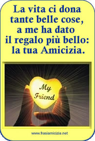 Frasi sull 39 amicizia le migliori frasi amicizia da - Va dove ti porta il cuore frasi piu belle ...